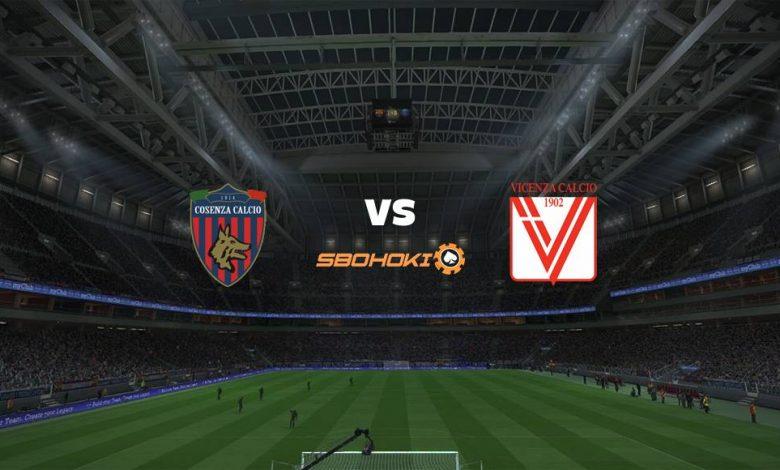 Live Streaming Cosenza vs Vicenza 16 Maret 2021 1