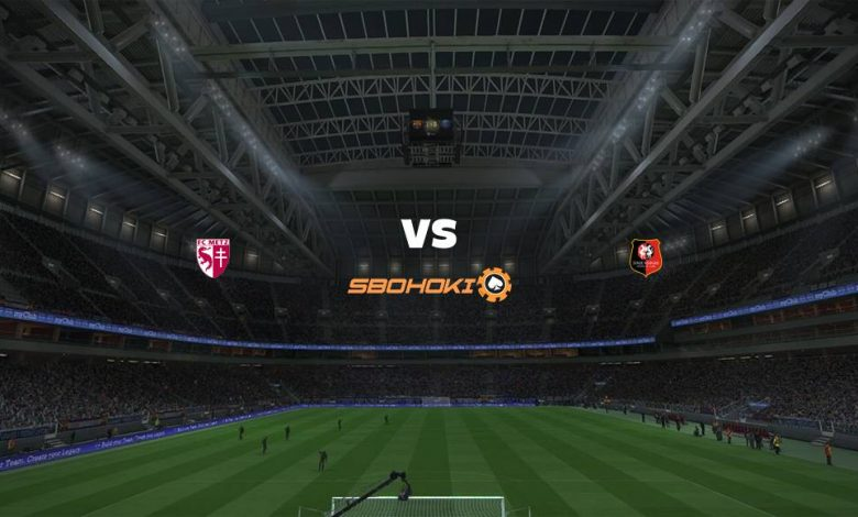 Live Streaming Metz vs Rennes 20 Maret 2021 1