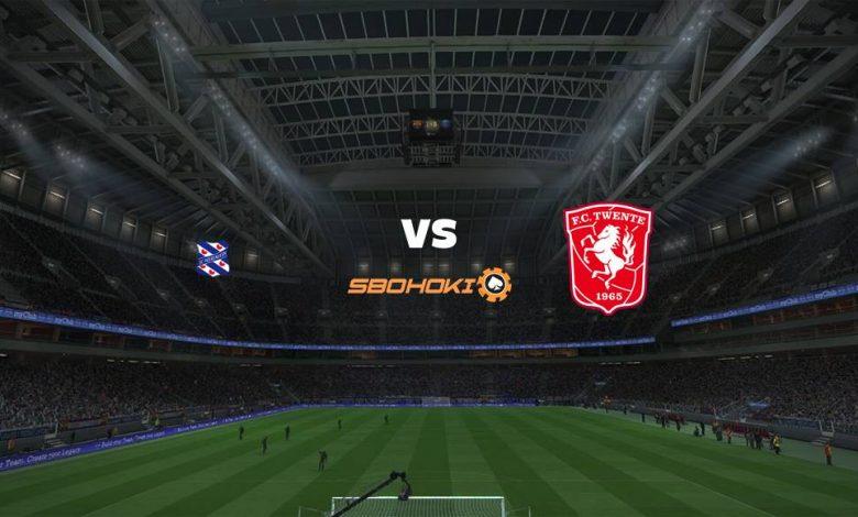 Live Streaming Heerenveen vs FC Twente 19 Maret 2021 1