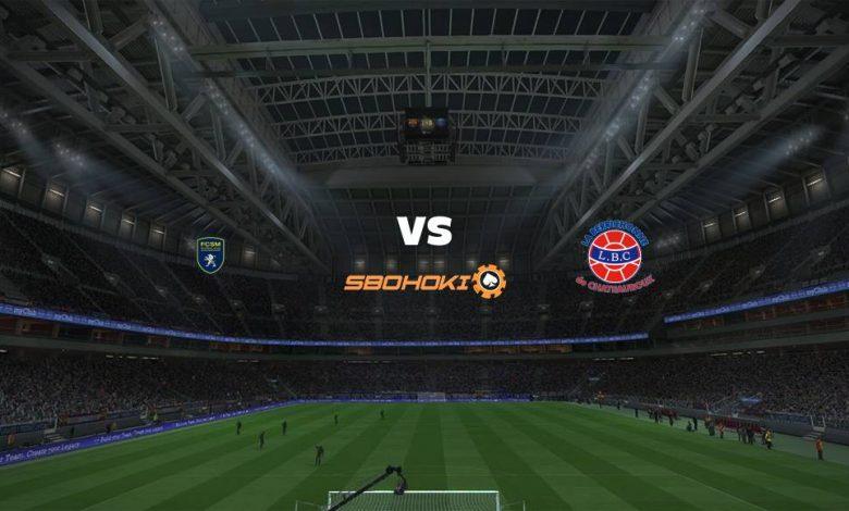 Live Streaming Sochaux vs Chateauroux 13 Maret 2021 1