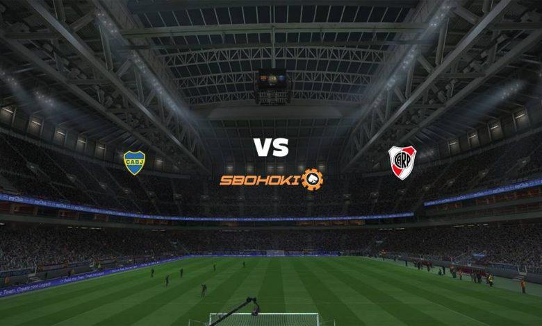 Live Streaming Boca Juniors vs River Plate 14 Maret 2021 1