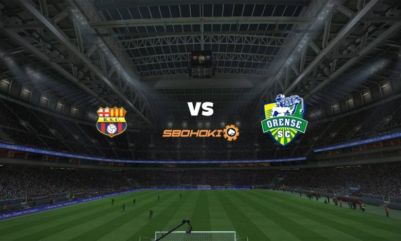 Live Streaming Barcelona SC vs Orense 14 Maret 2021 1