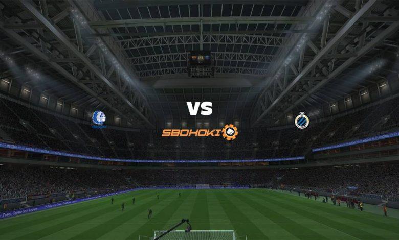 Live Streaming KAA Gent vs Club Brugge 15 Maret 2021 1
