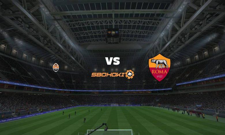 Live Streaming Shakhtar Donetsk vs Roma 18 Maret 2021 1