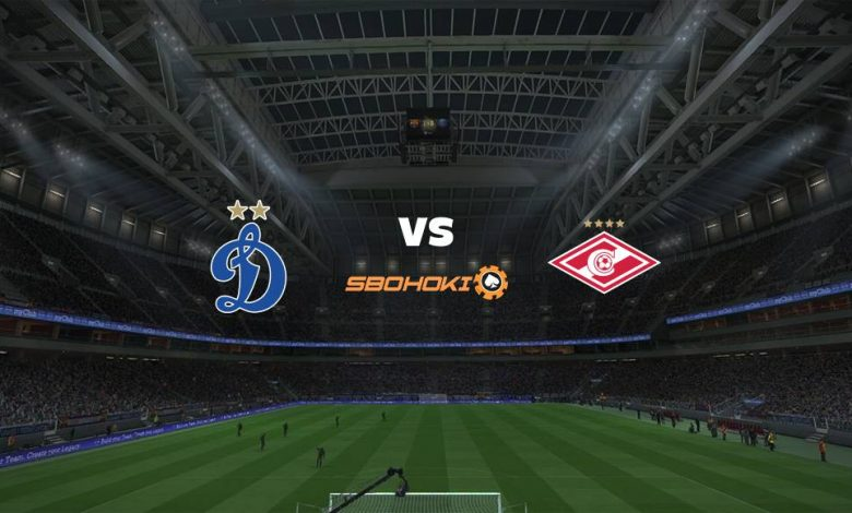 Live Streaming Dinamo Moscow vs Spartak Moscow 13 Maret 2021 1