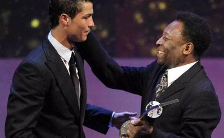 Akhirnya Pele Mengakui Rekor Gol Ronaldo usai Ciptakan Hatrick 1