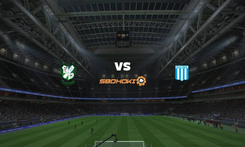 Live Streaming Platense vs Racing Club 13 Maret 2021 1