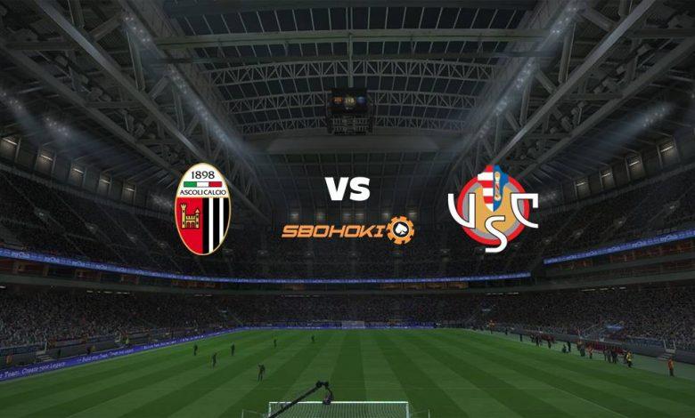 Live Streaming Ascoli vs Cremonese 19 Maret 2021 1