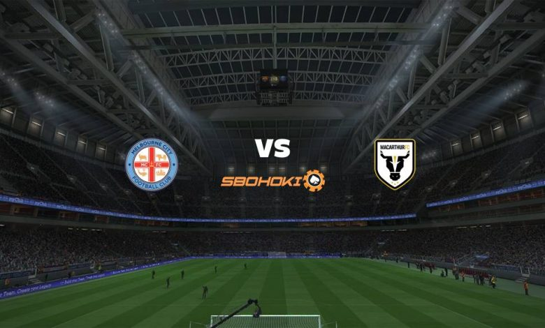 Live Streaming Melbourne City FC vs Macarthur FC 12 Maret 2021 1