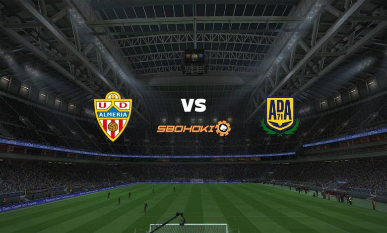 Live Streaming Almería vs AD Alcorcón 15 Maret 2021 1