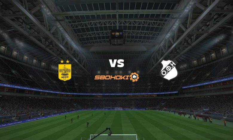 Live Streaming Aris vs OFI Crete 14 Maret 2021 1