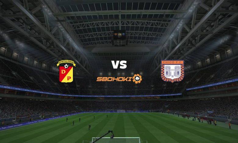 Live Streaming Deportivo Pereira vs Boyacá Chicó 17 Maret 2021 1