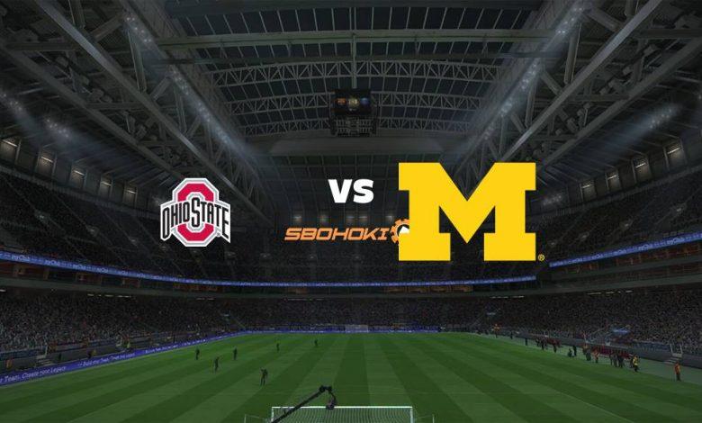 Live Streaming Ohio State vs Michigan 15 Maret 2021 1
