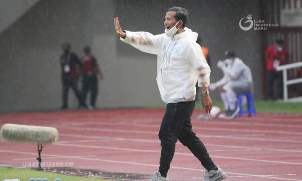 Djanur Harapkan Barito Putera Jaga Semangat Juang di Babak Gugur Piala Menpora 1
