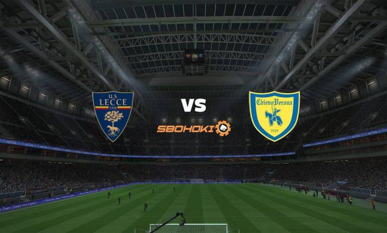 Live Streaming Lecce vs Chievo 13 Maret 2021 1