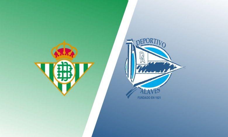 Prediksi La Liga: Real Betis vs Deportivo Alaves 1
