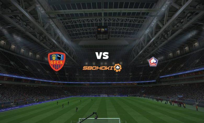 Live Streaming GFC Ajaccio vs Lille 7 Maret 2021 1
