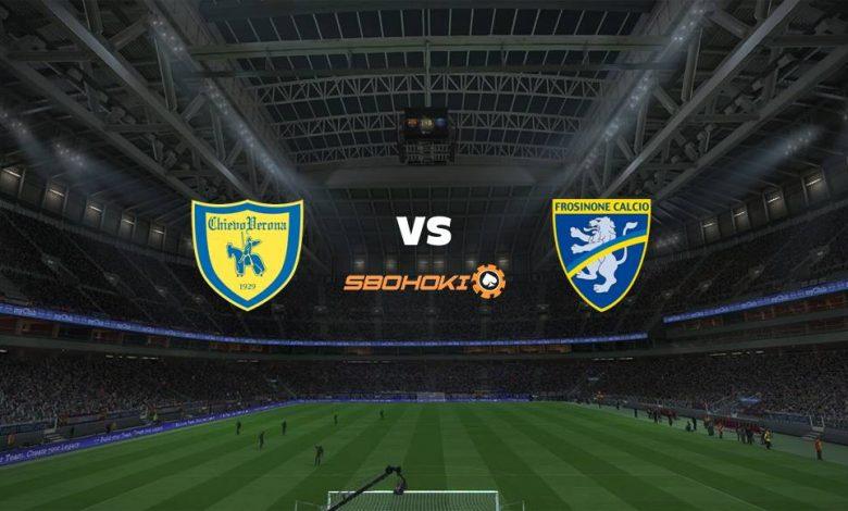 Live Streaming Chievo vs Frosinone 16 Maret 2021 1