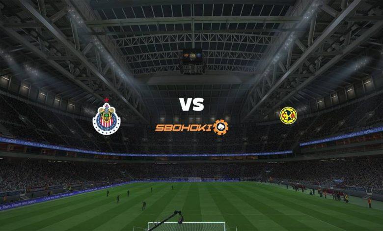 Live Streaming Chivas Guadalajara vs América 15 Maret 2021 1