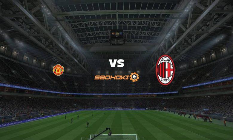 Live Streaming Manchester United vs Milan 11 Maret 2021 1