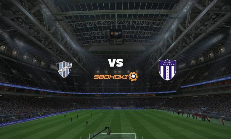 Live Streaming Almagro vs Tristán Suárez 16 Maret 2021 1