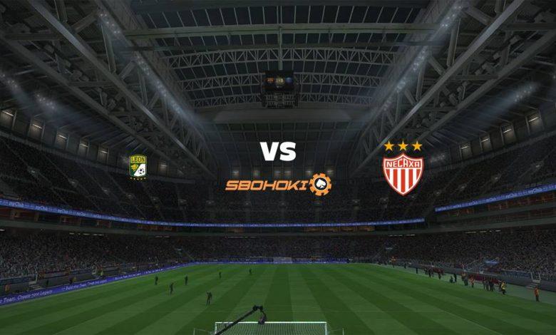 Live Streaming León vs Necaxa 16 Maret 2021 1