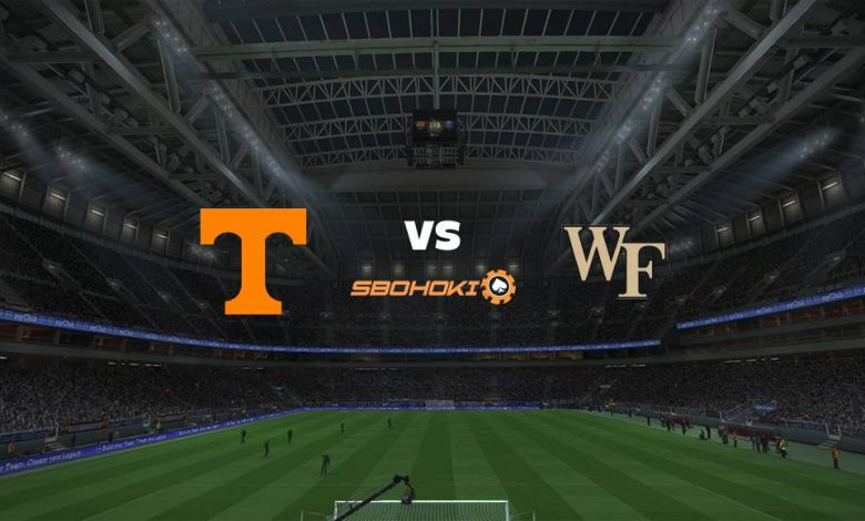 Live Streaming Tennessee Volunteers vs Wake Forest Demon Deacons 6 Maret 2021 1