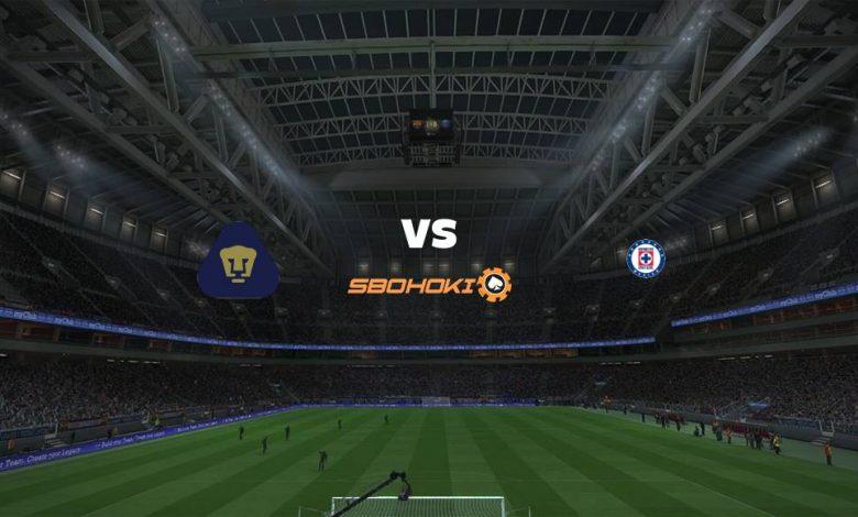 Live Streaming Pumas UNAM vs Cruz Azul 8 Maret 2021 1