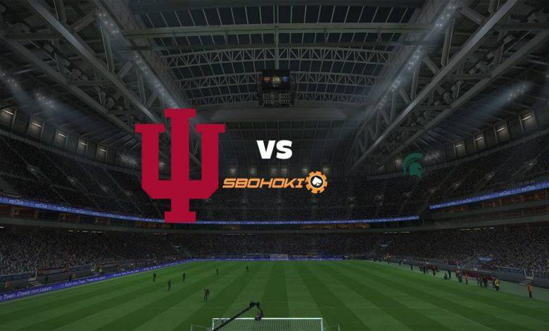 Live Streaming Indiana vs Michigan State 15 Maret 2021 1