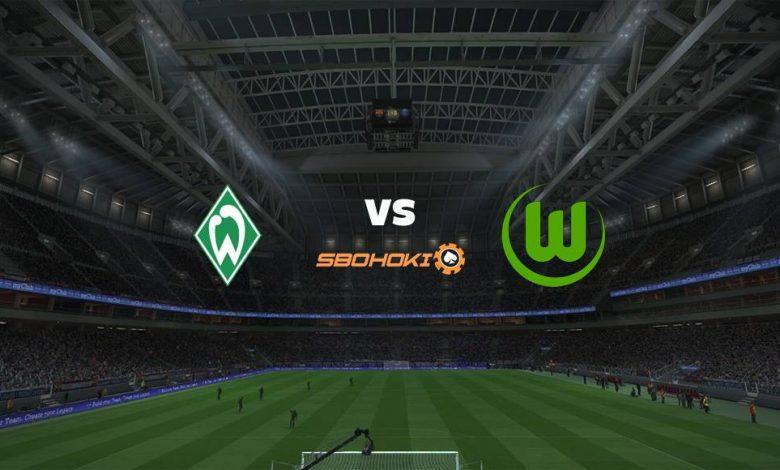 Live Streaming Werder Bremen vs Wolfsburg 20 Maret 2021 1