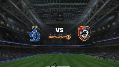 Photo of Live Streaming  Dinamo Moscow vs FC Tambov 7 Maret 2021