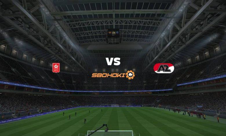 Live Streaming MVV Maastricht vs Jong AZ 12 Maret 2021 1