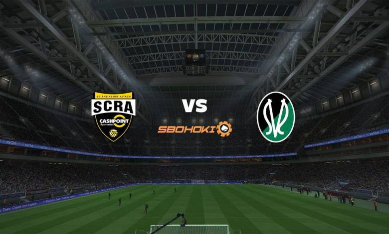Live Streaming SC Rheindorf Altach vs SV Josko Ried 21 Maret 2021 1