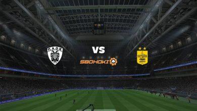 Photo of Live Streaming  PAOK Salonika vs Aris 7 Maret 2021
