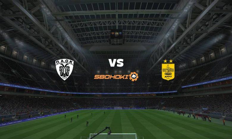 Live Streaming PAOK Salonika vs Aris 7 Maret 2021 1