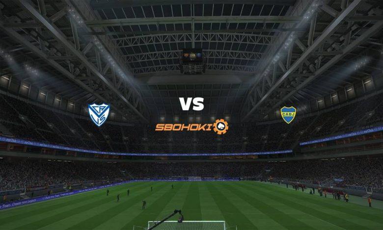 Live Streaming Vélez Sarsfield vs Boca Juniors 8 Maret 2021 1