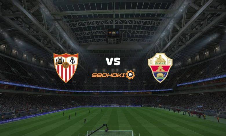 Live Streaming Sevilla vs Elche 17 Maret 2021 1