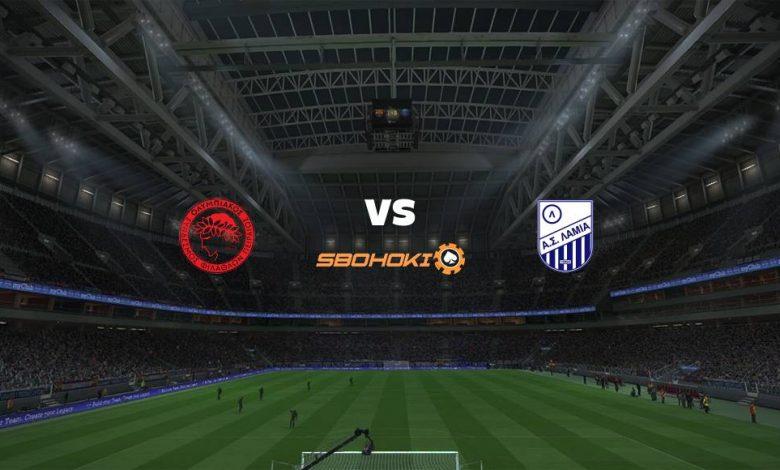 Live Streaming Olympiakos vs Lamia 7 Maret 2021 1