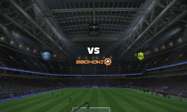 Live Streaming Paris Saint-Germain vs Nantes 14 Maret 2021 1