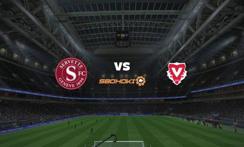Live Streaming Servette vs FC Vaduz 21 Maret 2021 1