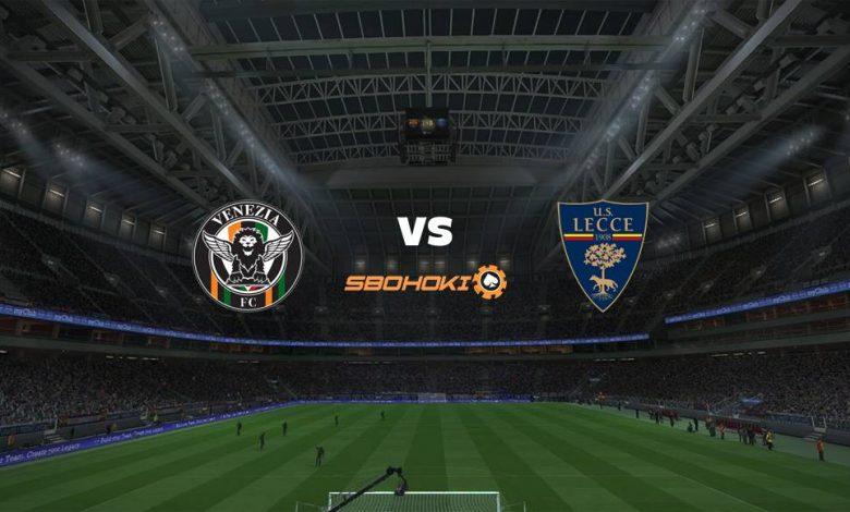 Live Streaming Venezia vs Lecce 16 Maret 2021 1