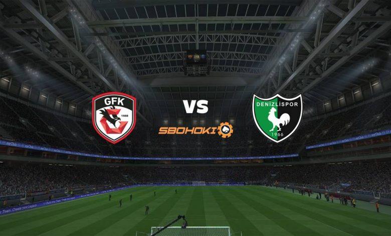Live Streaming Gazisehir Gaziantep vs Denizlispor 14 Maret 2021 1