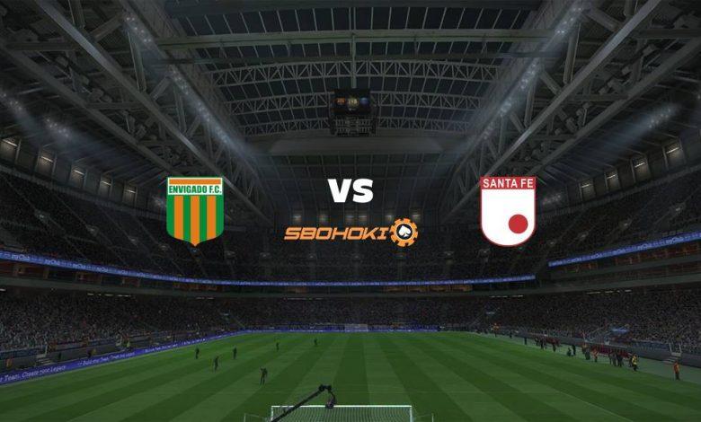 Live Streaming Envigado vs Independiente Santa Fe 20 Maret 2021 1
