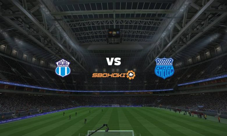 Live Streaming Macará vs Emelec 16 Maret 2021 1
