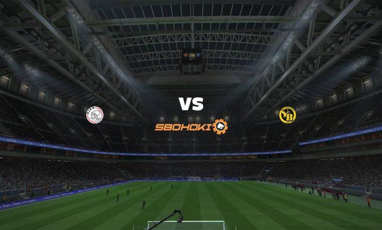 Live Streaming Ajax Amsterdam vs Young Boys 11 Maret 2021 1