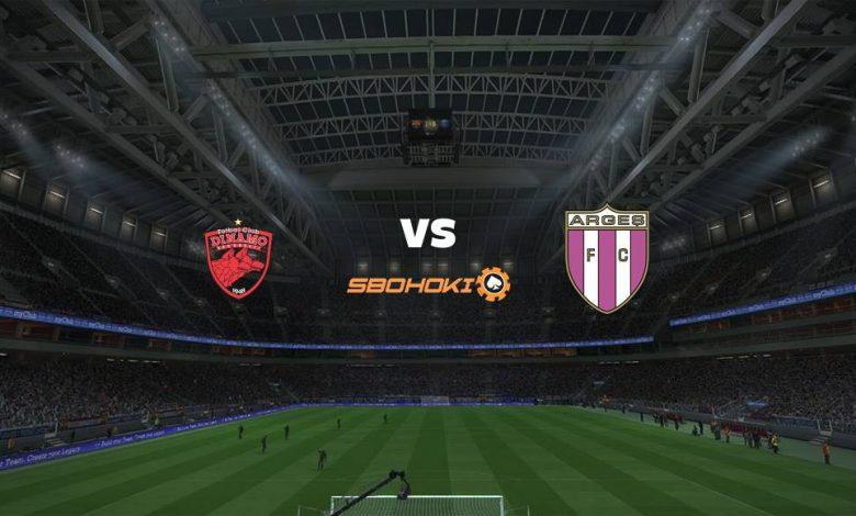 Live Streaming Dinamo Bucuresti vs FC Arges 15 Maret 2021 1