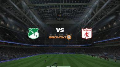 Photo of Live Streaming  Deportivo Cali vs América de Cali 12 Maret 2021