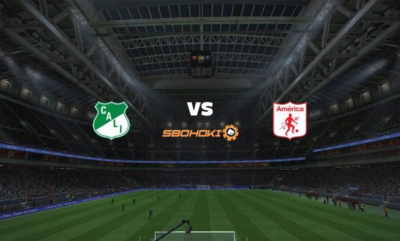 Live Streaming Deportivo Cali vs América de Cali 12 Maret 2021 1