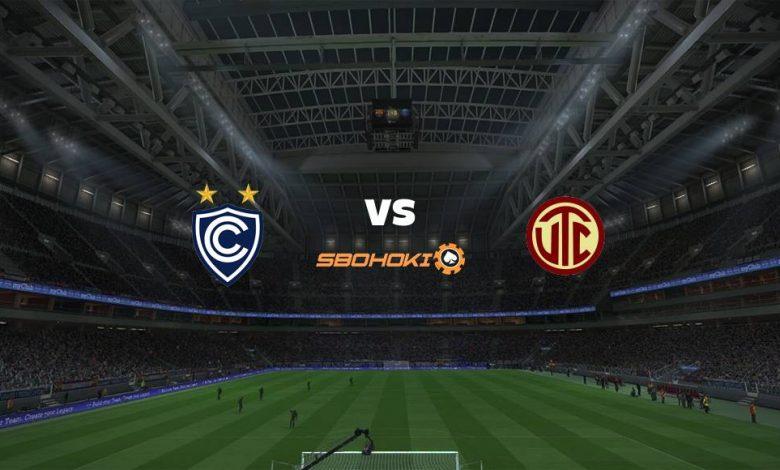 Live Streaming Cienciano del Cusco vs UTC 12 Maret 2021 1