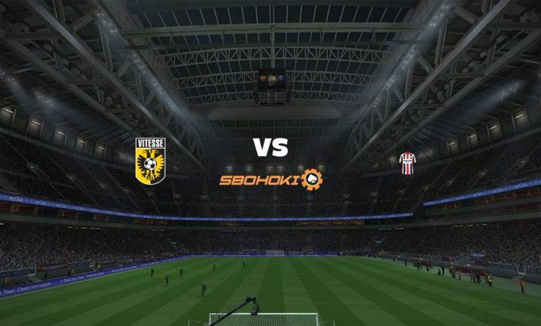 Live Streaming Vitesse vs Willem II 21 Maret 2021 1